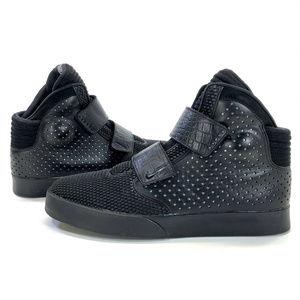 NIKE FLYSTEPPER 2K3 Basketball Fashion Shoes BLACK